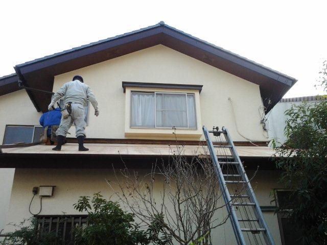 屋根の葺き替えとPanasonic太陽光発電設置(多摩市)_e0207151_17122444.jpg