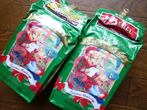 LION COFFEE HOLIDAY CHRISTMAS ROAST_c0152767_20545675.jpg