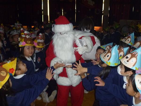 クリスマス会_b0233868_15475497.jpg