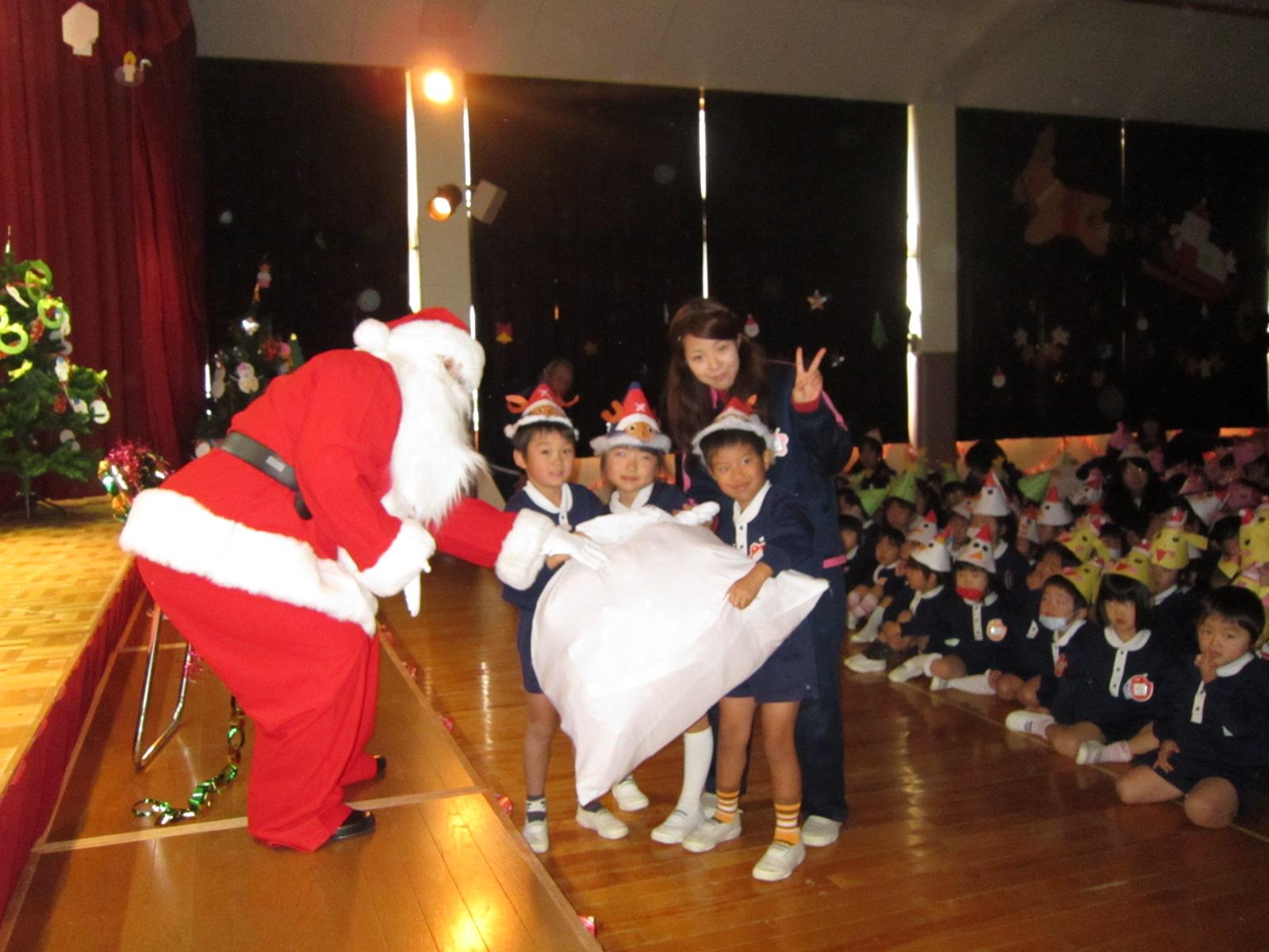 クリスマス会_b0233868_15481941.jpg