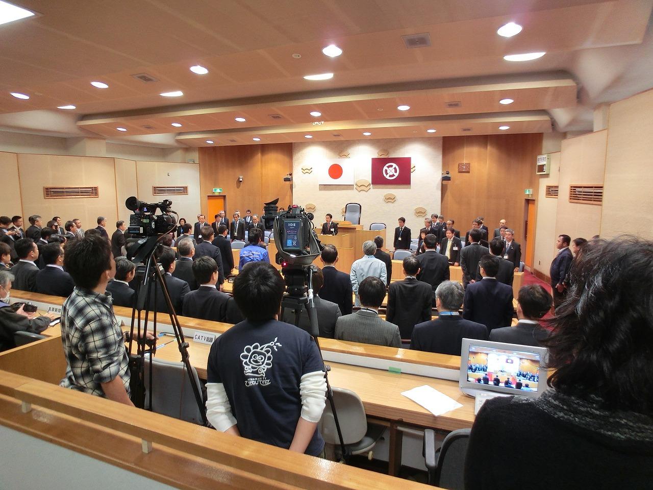 古川市長初登庁2_c0052876_18292671.jpg