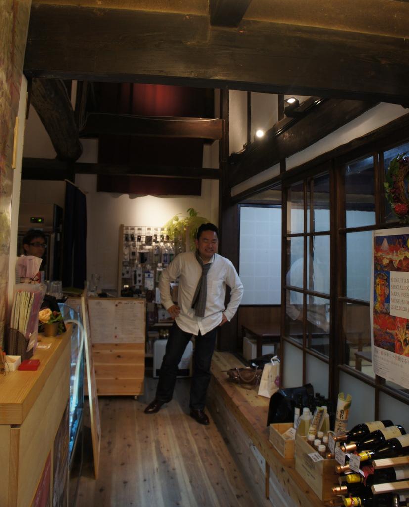 奈良きたまち「ワインの王子様」_c0180686_7452197.jpg