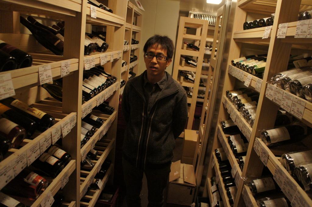 奈良きたまち「ワインの王子様」_c0180686_7463590.jpg