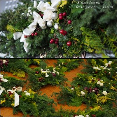 クリスマスまで1週間♪_d0144095_22161536.jpg