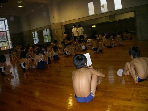 平泳ぎキック練習(^^♪_b0286596_13495276.jpg