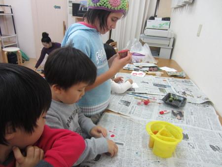 松井山手教室〜年賀状を作ろう☆_f0215199_8353126.jpg