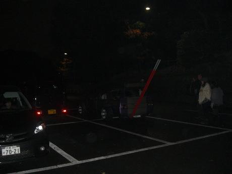 国立新美術館と武道館_b0209507_15312477.jpg