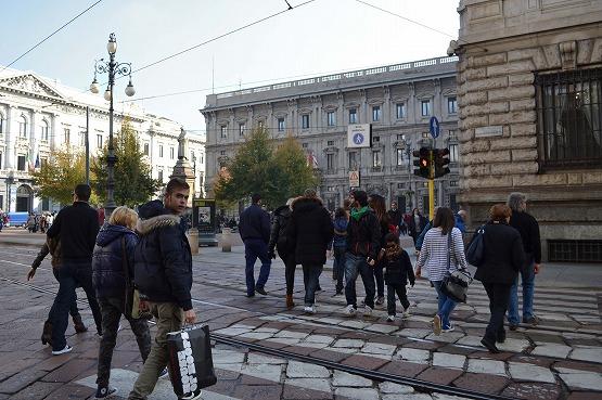 11月2日(金曜日) イタリア2日目 -ミラノ-_a0036513_19262245.jpg