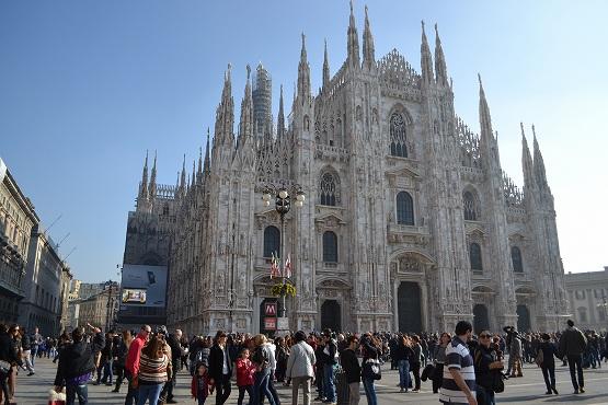 11月2日(金曜日) イタリア2日目 -ミラノ-_a0036513_19302177.jpg