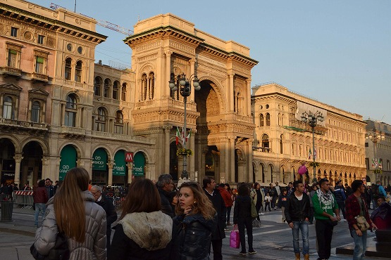 11月2日(金曜日) イタリア2日目 -ミラノ-_a0036513_20301536.jpg