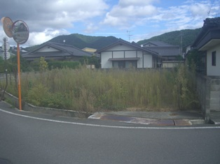 住宅用地のご紹介です。_e0180332_14325783.jpg