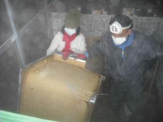 浴室解体工事2日目_f0031037_21531364.jpg