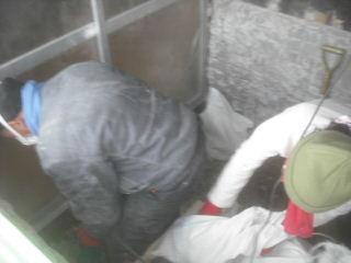 浴室解体工事2日目_f0031037_2154512.jpg
