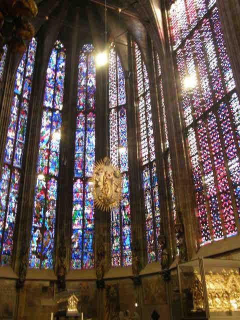 アーヘン大聖堂というところ_f0189467_10325776.jpg