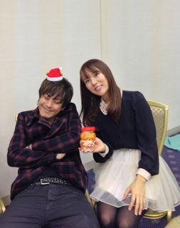 東急百貨店クリスマスジュエリーフェア2012ありがとう!_e0261371_13124193.jpg