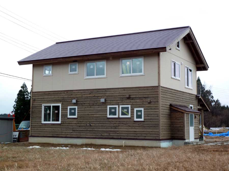 H邸「上北手の家」_f0150893_18382840.jpg