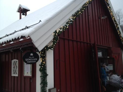 クリスマスマーケット Bærum Julemarked _a0229904_628488.jpg