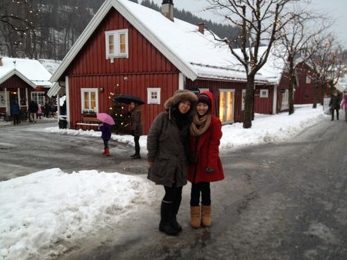 クリスマスマーケット Bærum Julemarked _a0229904_635065.jpg
