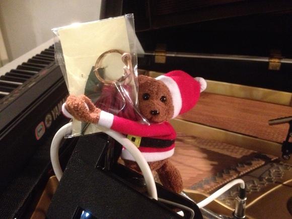 CHERRY☆CHRISTMAS@STROBE CAFE_a0088007_18463085.jpg