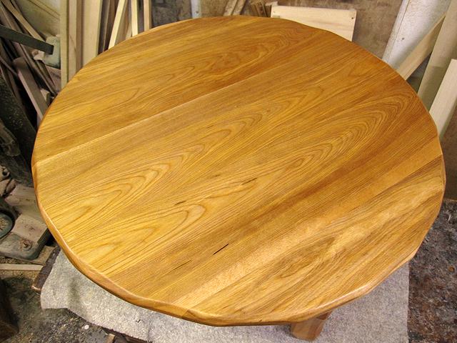 丸ローテーブル φ700×H450_e0072513_20594525.jpg