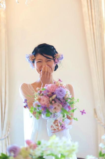 新郎新婦様からのメール 大阪へ_a0042928_18275972.jpg