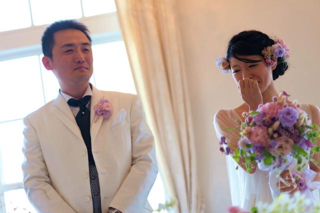 新郎新婦様からのメール 大阪へ_a0042928_1843497.jpg