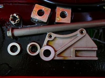 ZX9R 車検整備!_e0114857_19221327.jpg