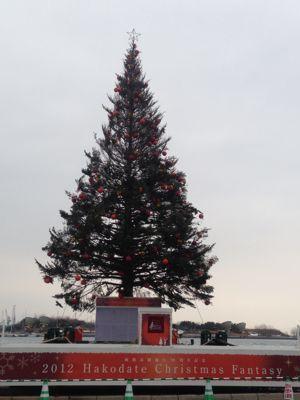 2012 Hakodate Christmas Fantasy。_d0156358_319613.jpg