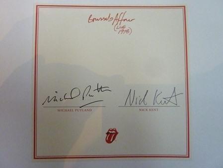 2012-12-20 『The Rolling Stones Brussels Affair Box Set』 _e0021965_9245695.jpg