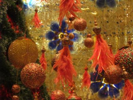 ソフィテルホテルのクリスマスツリー♪_a0151580_11211023.jpg