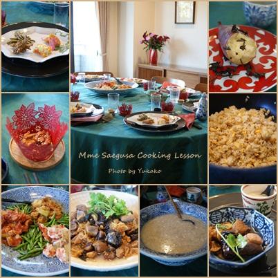 三枝先生の料理教室:クリスマス編_b0065587_16142947.jpg