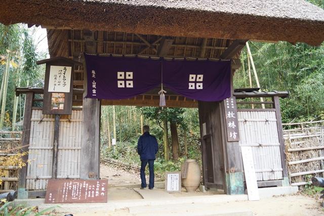 日本一の紅葉 教林坊、聖徳太子と教林坊、織田信長の魅力、お勧めしたい京都の紅葉、驚愕の安土教林坊①_d0181492_18213531.jpg