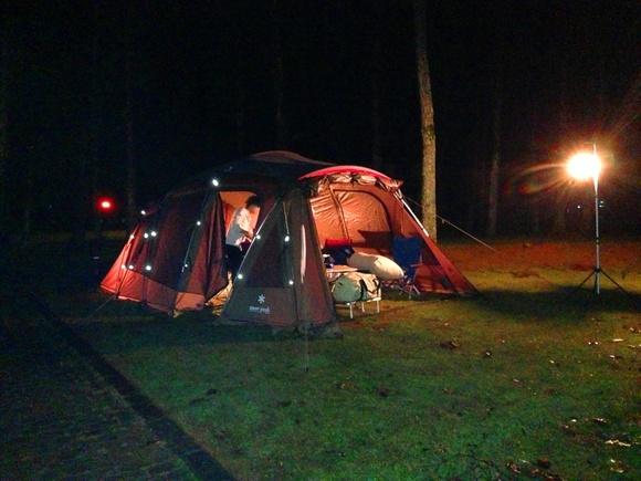 まだまだキャンプシーズン!?キャンプレポート~オートリゾート苫小牧Arten~_d0198793_1354345.jpg