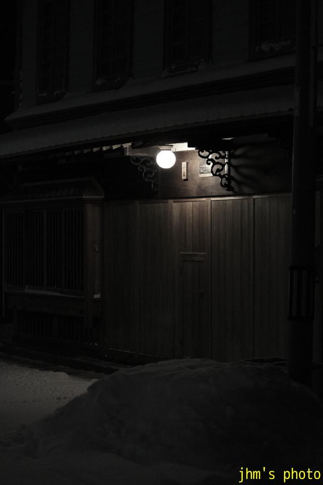 雪の中のあかり_a0158797_2242089.jpg