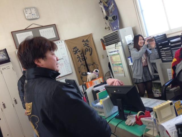 ランクルトミー札幌(≧∇≦)開店準備_b0127002_9203426.jpg
