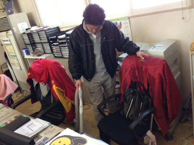 ランクルトミー札幌(≧∇≦)開店準備_b0127002_9203522.jpg
