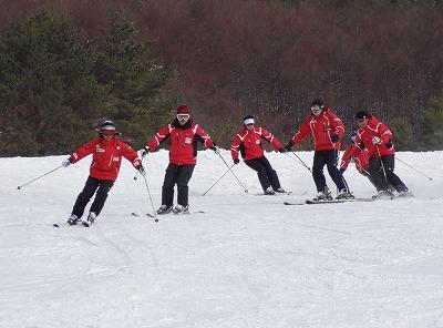猪苗代地区スキー場オープンしました。_b0105416_14255426.jpg