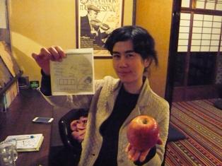 安藤明子とカキシマゾゾミ クリスマス演奏会2012_e0230141_131597.jpg