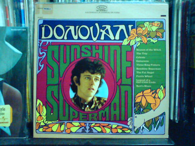 Sunshine Superman / Donovan_c0104445_22541176.jpg