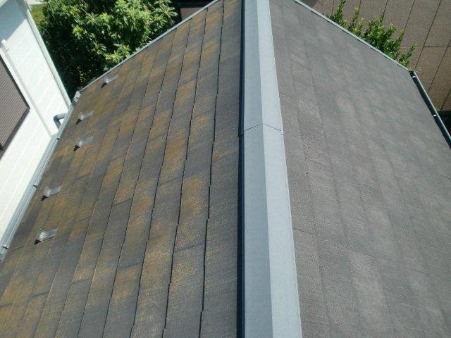 年内最後の、外壁・屋根塗替えが終了しました(三鷹市)_e0207151_15175452.jpg