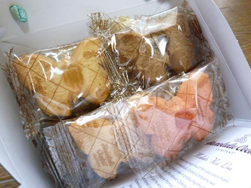 Premium Butterfly Shortbread Cookies Butterfly Purse@Honolulu Cookie Company_c0152767_21533446.jpg