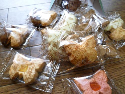 Premium Butterfly Shortbread Cookies Butterfly Purse@Honolulu Cookie Company_c0152767_21541157.jpg
