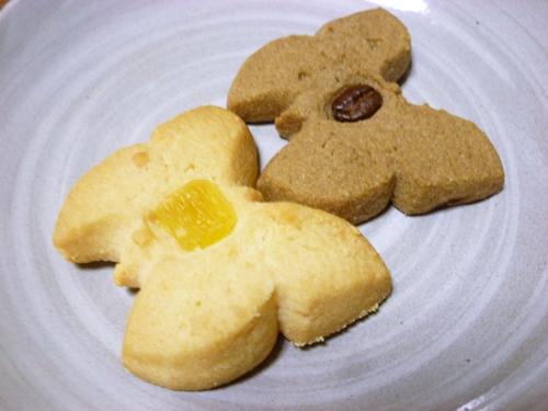Premium Butterfly Shortbread Cookies Butterfly Purse@Honolulu Cookie Company_c0152767_2235785.jpg