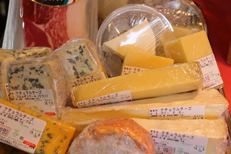 【再入荷!】アルパージュのチーズ_b0016474_1732334.jpg