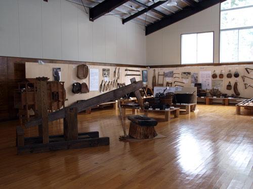 町の歴史民俗資料館_f0236291_17183895.jpg