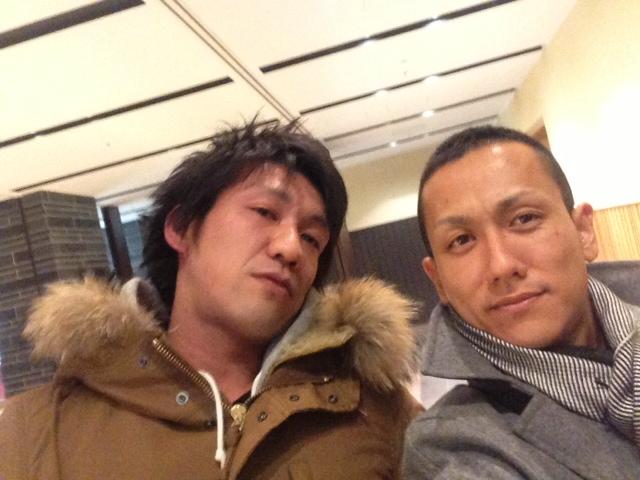 今日は鶴さんと忘年会(≧∇≦)_b0127002_0361791.jpg