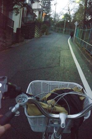 百草園のモンスター坂道に挑戦_b0181516_23445524.jpg