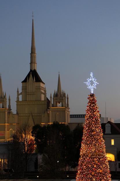クリスマスの季節 想いを 届けて...。_d0150720_1259713.jpg