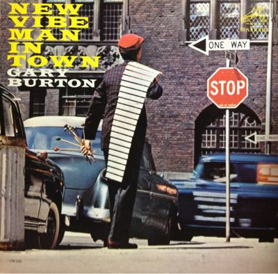 GARY BURTON / NEW VIBE MAN IN TOWN_d0102724_023871.jpg