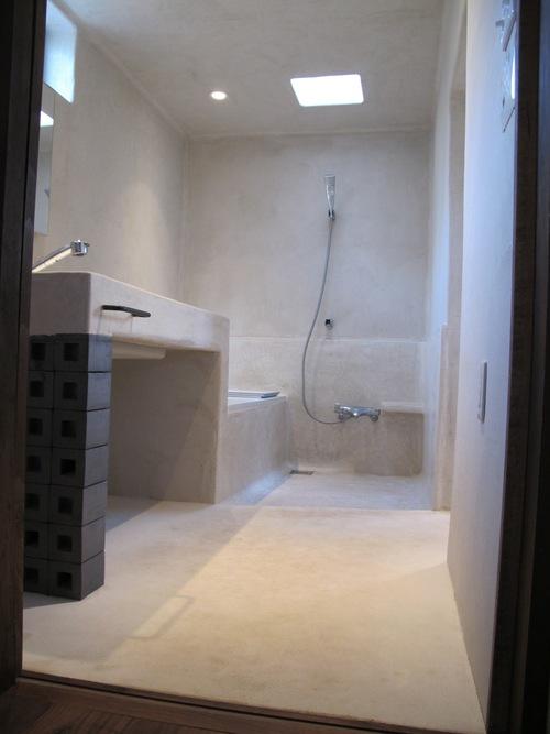 T邸:タデラクトの洗面所&お風呂場_a0131025_1428165.jpg